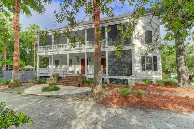 31 Frogmore Road, Mount Pleasant, SC 29464 (#18028749) :: The Cassina Group