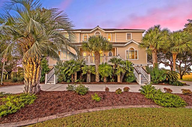 21 Seagrass Lane, Isle Of Palms, SC 29451 (#18029930) :: The Cassina Group