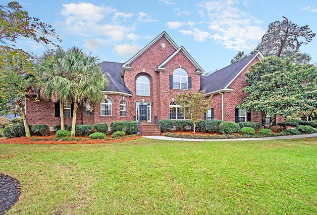 4232 Club Course Drive, North Charleston, SC 29420 (#18030426) :: The Cassina Group