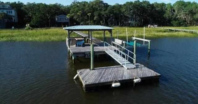 3425 Buccaneer Road, Isle Of Palms, SC 29451 (#18030952) :: The Cassina Group