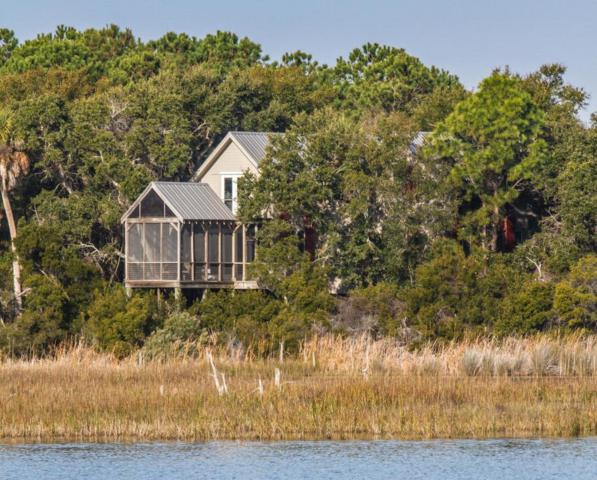 255 Old House Lane, Dewees Island, SC 29451 (#18031057) :: The Cassina Group