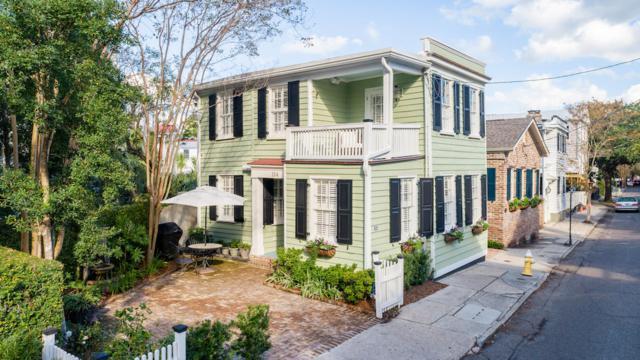 154 Tradd Street, Charleston, SC 29401 (#18031536) :: The Cassina Group