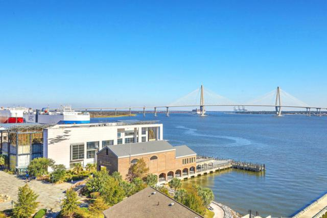 330 Concord Street 10 D, Charleston, SC 29401 (#18032086) :: The Cassina Group
