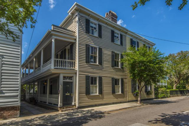 114 Tradd Street, Charleston, SC 29401 (#18032322) :: The Cassina Group
