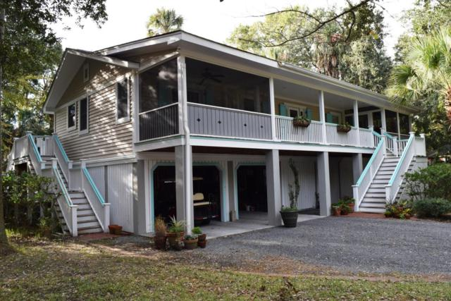 219 Forest Trail, Isle Of Palms, SC 29451 (#18032471) :: The Cassina Group