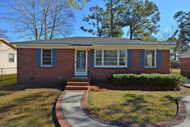 516 Amy Drive, Goose Creek, SC 29445 (#18032712) :: The Cassina Group
