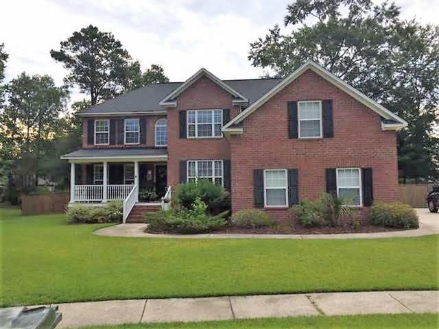 104 Harcourt Place, Goose Creek, SC 29445 (#18033062) :: The Cassina Group
