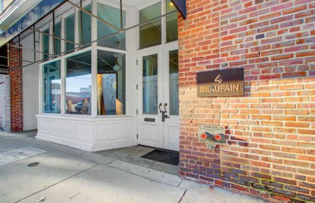 4 Beaufain Street #207, Charleston, SC 29401 (#18033137) :: The Cassina Group