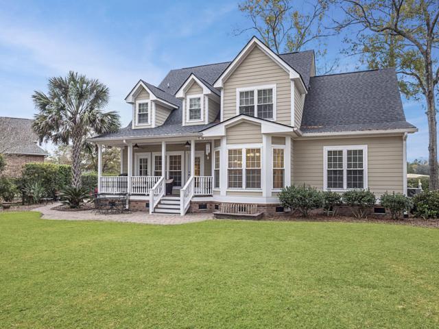 8931 E Fairway Woods Drive, North Charleston, SC 29420 (#18033276) :: The Cassina Group