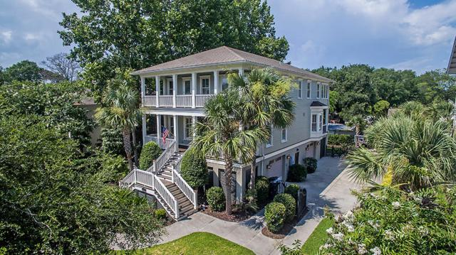 912 Mciver Street, Mount Pleasant, SC 29464 (#19000105) :: The Cassina Group
