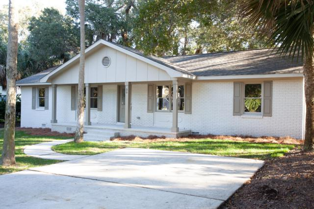 30 28th Avenue, Isle Of Palms, SC 29451 (#19000810) :: The Cassina Group
