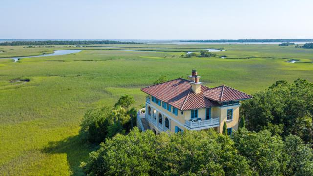 24 Seagrass Lane, Isle Of Palms, SC 29451 (#19000988) :: The Cassina Group