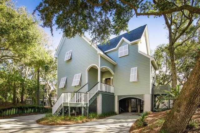 14 56th Avenue, Isle Of Palms, SC 29451 (#19001343) :: The Cassina Group