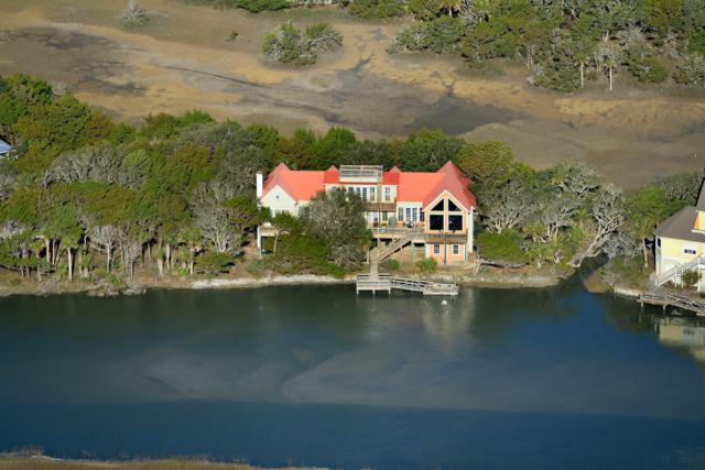 5 Inlet Road #3, Edisto Island, SC 29438 (#19001778) :: The Cassina Group