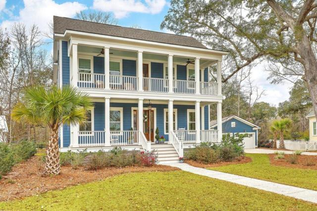 1505 Lindsey Creek Drive, Mount Pleasant, SC 29466 (#19001910) :: The Cassina Group