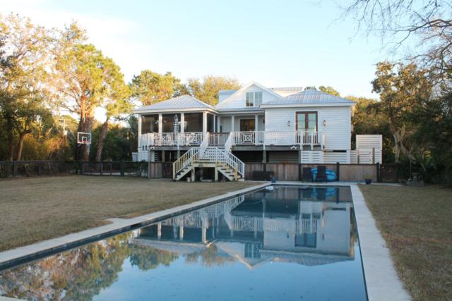 2862 Jasper Boulevard, Sullivans Island, SC 29482 (#19002188) :: The Cassina Group