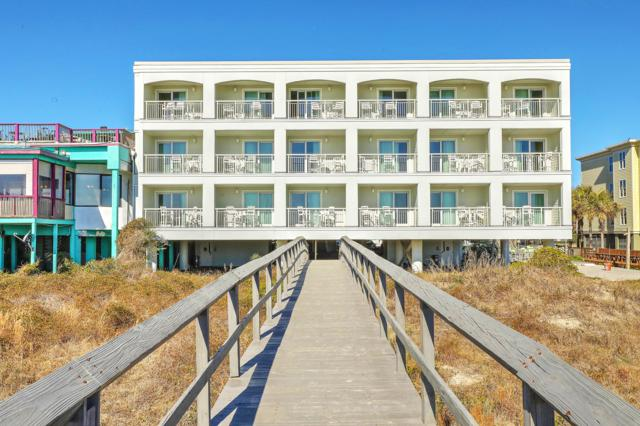 1126 Ocean Boulevard #109, Isle Of Palms, SC 29451 (#19002475) :: The Cassina Group