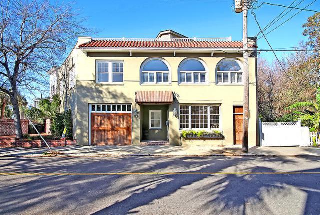 168 Tradd Street, Charleston, SC 29401 (#19002588) :: The Cassina Group