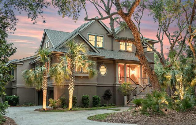57 Goldenrod Court, Kiawah Island, SC 29455 (#19002991) :: The Cassina Group