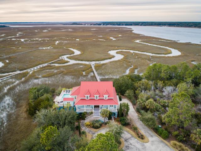2719 Jenkins Point Road, Seabrook Island, SC 29455 (#19003592) :: The Cassina Group