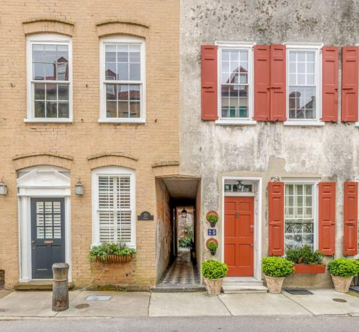23 Queen Street F, Charleston, SC 29401 (#19004192) :: The Cassina Group