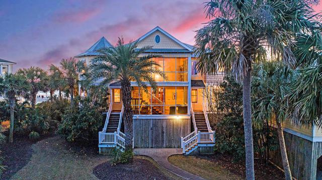 100 Ocean Boulevard, Isle Of Palms, SC 29451 (#19004330) :: The Cassina Group