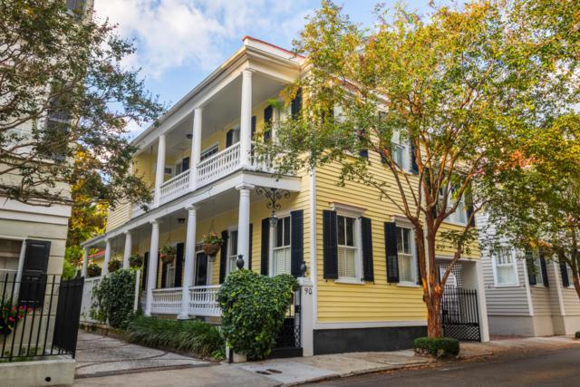 90 Tradd Street, Charleston, SC 29401 (#19004554) :: The Cassina Group