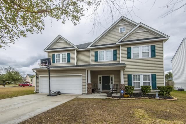 5238 Stonewall Drive, Summerville, SC 29485 (#19006113) :: The Cassina Group