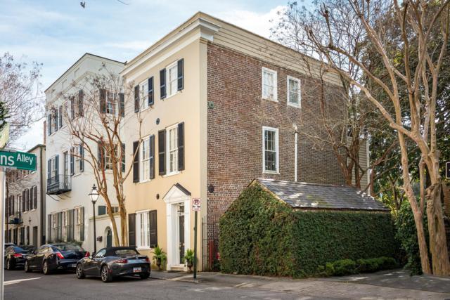 13 Tradd Street, Charleston, SC 29401 (#19006588) :: The Cassina Group