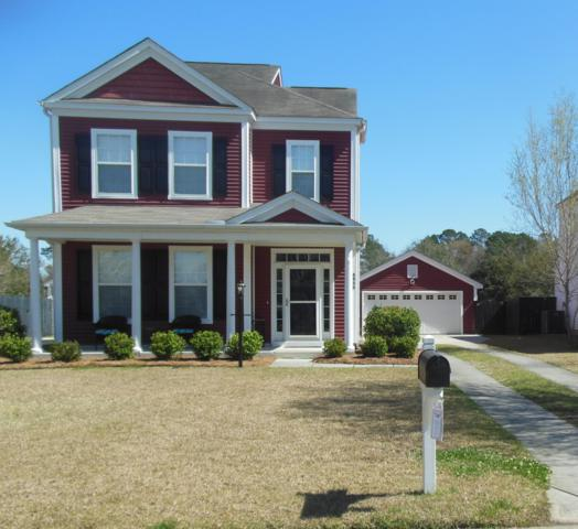 8950 N Red Maple Circle, Summerville, SC 29485 (#19006727) :: The Cassina Group