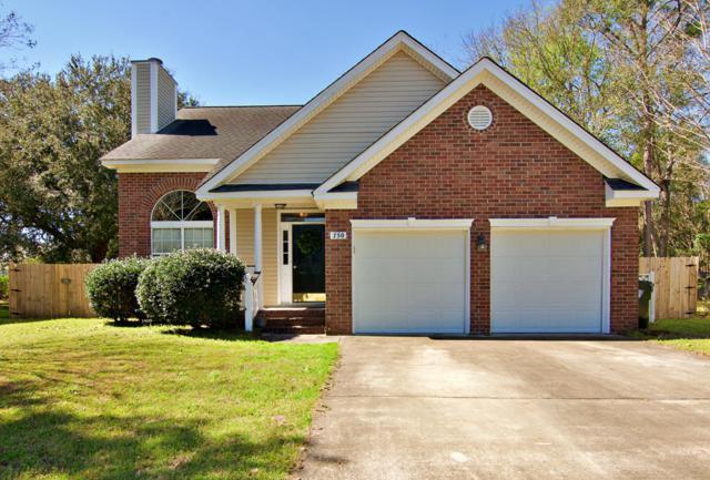 750 Majestic Oak Drive, Charleston, SC 29412 (#19006857) :: The Cassina Group