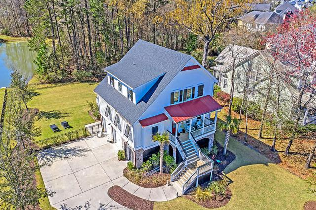 2705 Fountainhead Way, Mount Pleasant, SC 29466 (#19007673) :: The Cassina Group