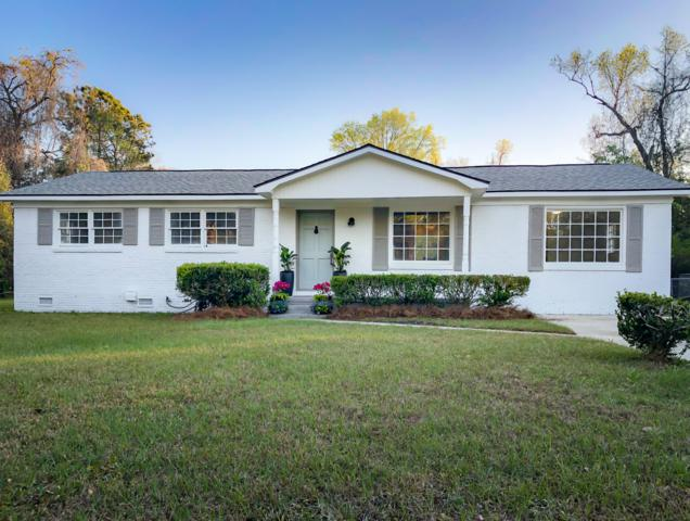 1105 S Shadow Drive, Mount Pleasant, SC 29464 (#19008454) :: The Cassina Group