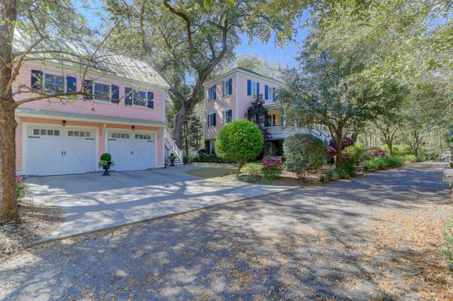 23 Isle Of Hope Road, Mount Pleasant, SC 29464 (#19009014) :: The Cassina Group