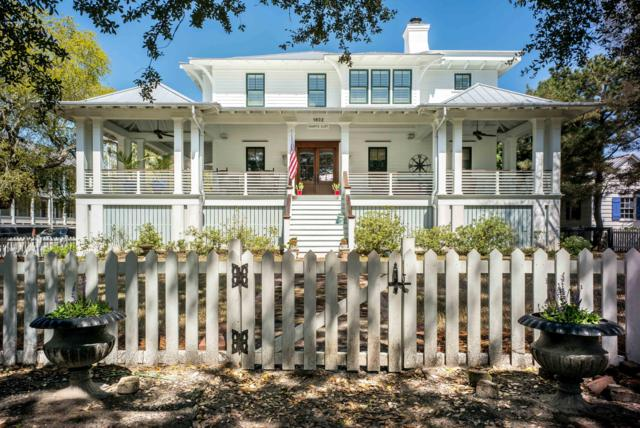 1802 Ion Avenue, Sullivans Island, SC 29482 (#19009828) :: The Cassina Group