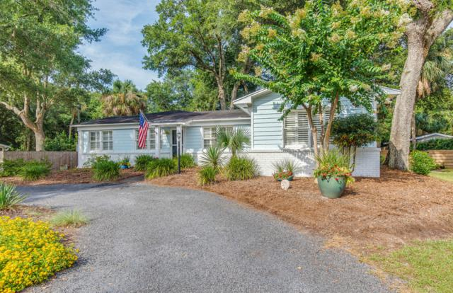 27 26th Avenue, Isle Of Palms, SC 29451 (#19009883) :: The Cassina Group