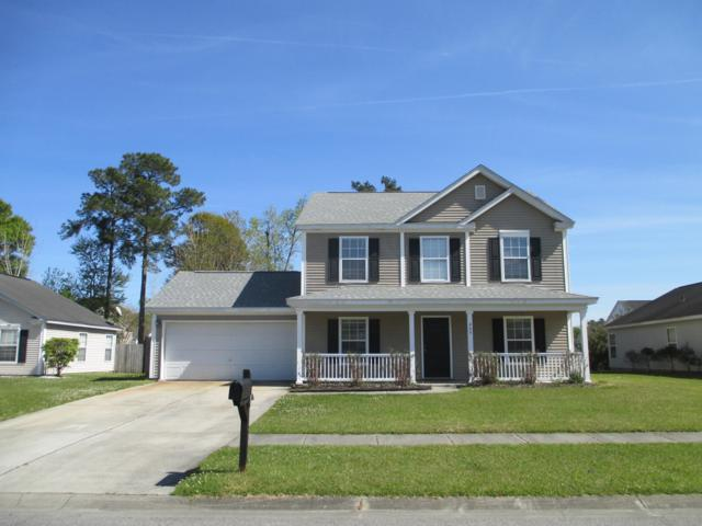409 Beverly Drive, Summerville, SC 29485 (#19010298) :: The Cassina Group
