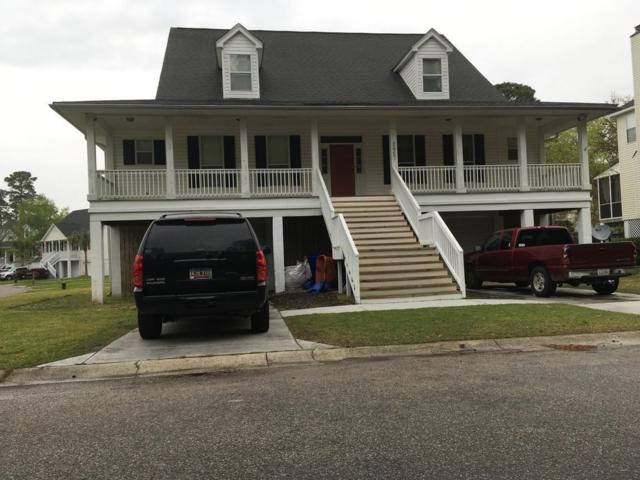 2867 Tradewind Drive, Mount Pleasant, SC 29466 (#19010453) :: The Cassina Group