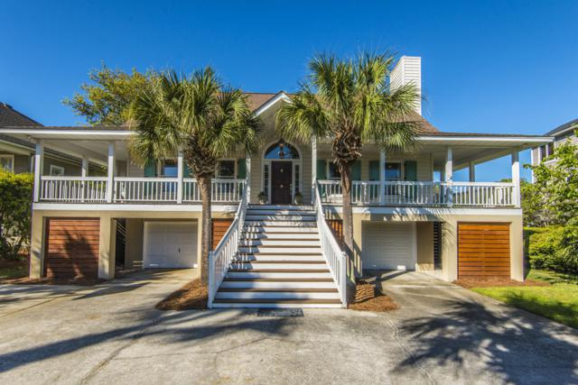 9 Seahorse Court, Isle Of Palms, SC 29451 (#19011139) :: The Cassina Group