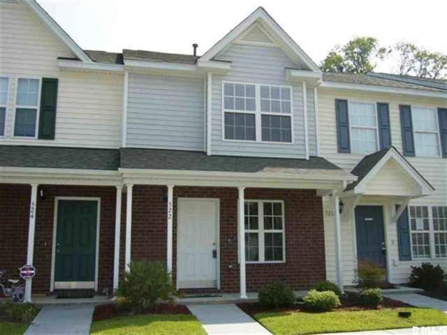 522 Candida Drive, Beaufort, SC 29906 (#19011154) :: The Cassina Group
