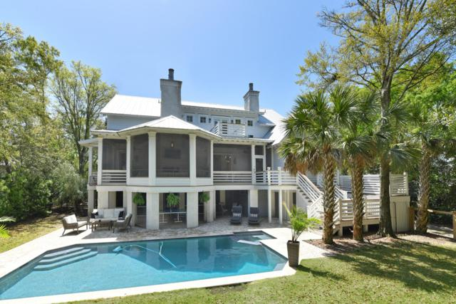 2424 Jasper Boulevard, Sullivans Island, SC 29482 (#19011166) :: The Cassina Group