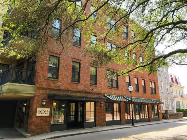 21 George Street #209, Charleston, SC 29401 (#19012572) :: The Cassina Group