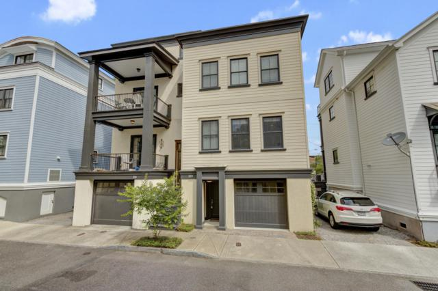 22 Corinne Street B, Charleston, SC 29403 (#19013842) :: The Cassina Group