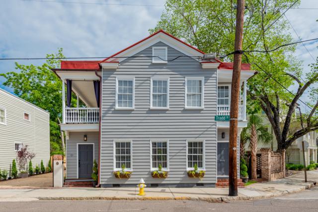 160-162 Tradd Street, Charleston, SC 29401 (#19014069) :: The Cassina Group