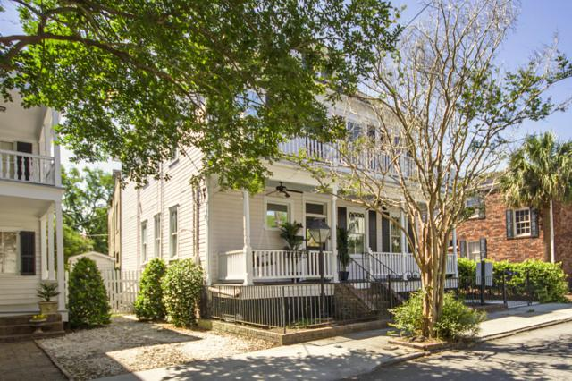 4 Savage Street, Charleston, SC 29401 (#19014310) :: The Cassina Group