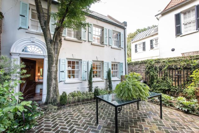 77 King Street, Charleston, SC 29401 (#19014562) :: The Cassina Group