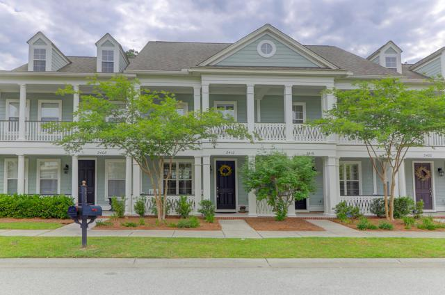 2412 Kings Gate Lane, Mount Pleasant, SC 29466 (#19014576) :: The Cassina Group