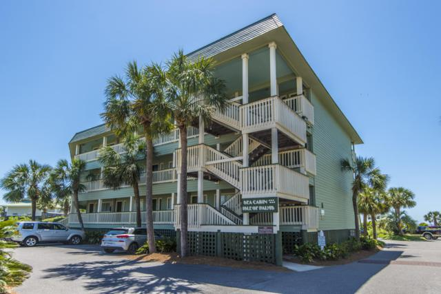 1300 Ocean Boulevard #305, Isle Of Palms, SC 29451 (#19014580) :: The Cassina Group