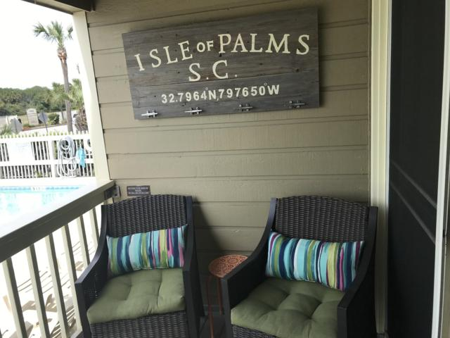 1400 Ocean Boulevard #112, Isle Of Palms, SC 29451 (#19014684) :: The Cassina Group