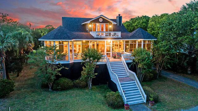 2302 Atlantic Avenue, Sullivans Island, SC 29482 (#19014756) :: The Cassina Group